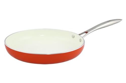 Blanc B28FPSS-O 28cm Open Fry Pan(Orange)