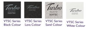 VTSC Colour Chart